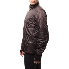 Houdini Fly Jacket Herr frosty birch brown